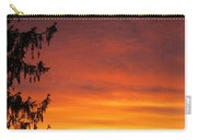 Sunset Of Life  Carry-all Pouch