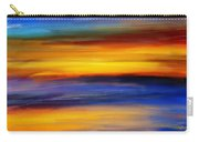Sunset Of Light Carry-all Pouch