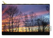 Sunset Of The Century Carry-all Pouch