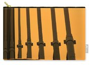 Sunset On A Bridge Carry-all Pouch