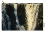 Sunset On A Waterfall Carry-all Pouch