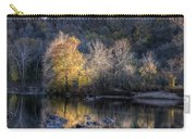 Sunset On Billy Goat Trail Carry-all Pouch