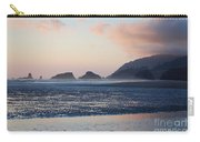 Sunset On Cannon Beach Carry-all Pouch