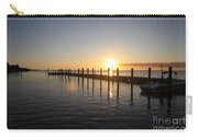 Sunset On Key Largo Carry-all Pouch