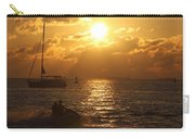 Sunset Over Key West Carry-all Pouch