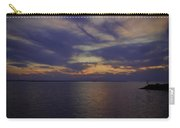 Sunset On Lake Poygan 1 Carry-all Pouch