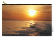 Sunset On Long Island Sound Carry-all Pouch