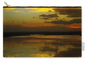 Sunset On Medicine Lake Carry-all Pouch