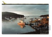 Sunset On Mount Desert Island Maine Carry-all Pouch