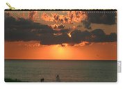 Sunset On Race Point Beach Carry-all Pouch