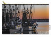 Shem Creek Sunset - Charleston Sc Carry-all Pouch