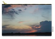 Sunset On The Amazon 3 Carry-all Pouch