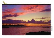 Big Island Sunset - Hawaii Carry-all Pouch
