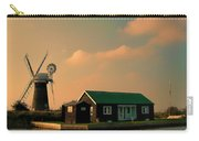 Sunset On The Broads Carry-all Pouch