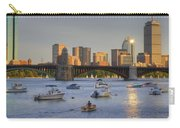 Sunset On The Charles Carry-all Pouch