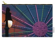 sunset on the Ferris wheel Carry-all Pouch