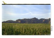 Sunset On The Golf Course Carry-all Pouch