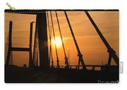 Sunset On The High Rise Carry-all Pouch