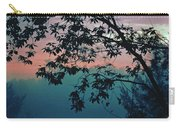 Sunset On The Hill Carry-all Pouch
