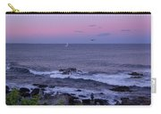 Sunset On The Marginal Way In Ogunquit Maine Carry-all Pouch