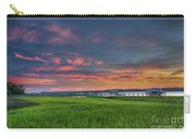 Sunset On The Wando Carry-all Pouch