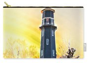 Sunset On The Windmill Carry-all Pouch
