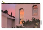 Sunset On Windows Carry-all Pouch