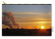 Sunset Out West Carry-all Pouch