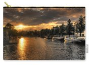 Sunset Over Amsterdam  Carry-all Pouch