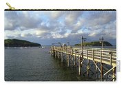 Sunset Over Bar Harbor Carry-all Pouch