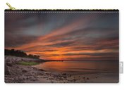 Sunset Over Buzzards Bay Carry-all Pouch