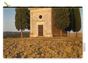 Sunset Over Cappella Di Vitaleta Carry-all Pouch