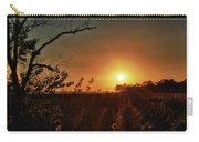 Sunset Over Little Lagoon Bayou Carry-all Pouch