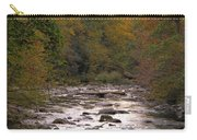 Sunset Over Little River Carry-all Pouch