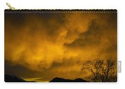 Sunset Over Manitou Springs Colorado Carry-all Pouch