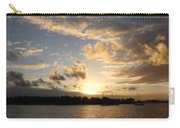 Sunset Over Peanut Island Carry-all Pouch
