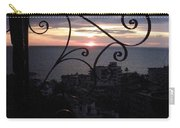 Sunset Over Puerto Vallarta Carry-all Pouch