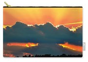 Sunset Over Southern Ohio Carry-all Pouch
