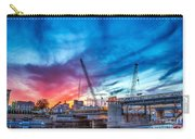 Sunset Over St. Paul Carry-all Pouch