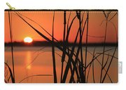 Sunset Over The Bay Carry-all Pouch