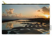 Sunset Over The Ocean IIi Carry-all Pouch