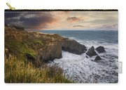 Sunset Over The Oregon Coast Carry-all Pouch