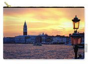 Sunset Over Venice Carry-all Pouch