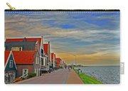 Sunset Over Volendam Carry-all Pouch