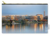 Sunset Over Watergate Carry-all Pouch
