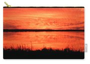 Sunset Panarama Lacassine Carry-all Pouch