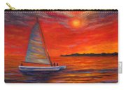 Sunset Passion Carry-all Pouch