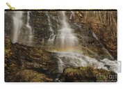 Sunset Rainbow At Amicalola Falls Carry-all Pouch