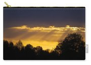 Sunset Rays 2014 Carry-all Pouch