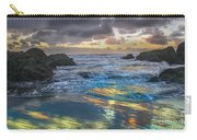 Sunset Reflections Carry-all Pouch by Robert Bales